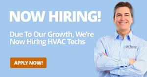 Now Hiring HVAC Jobs in Des Moines