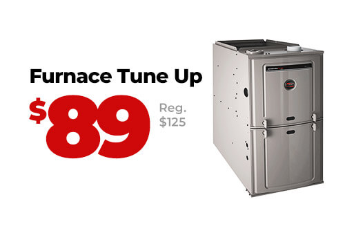 Coupon - Furnace Tune Up