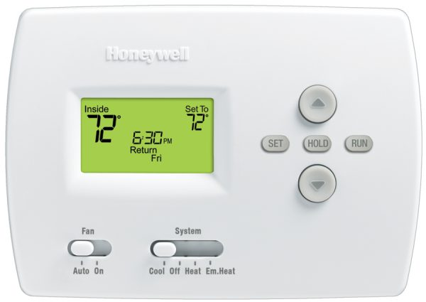 Honeywell Pro TH4110 Thermostat
