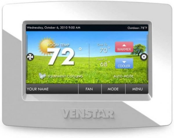 Venstar 5800 Color Touch Thermostat