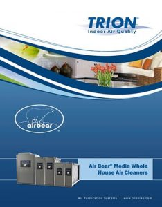 Air Bear Whole-House Air Cleaner Installer in Des Moines