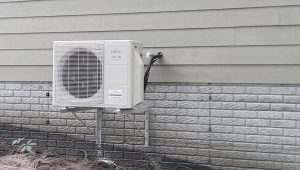 Mini Split Heat Pump Installation